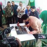 Menag Resmikan Transformasi IAIN Manado