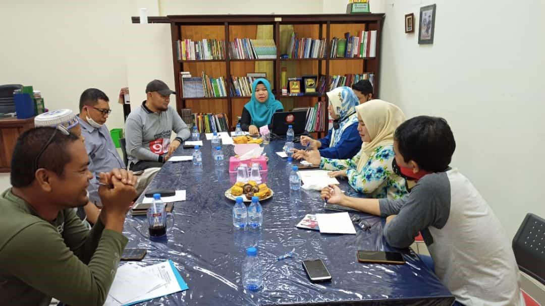 Rapat Koordinasi Akademik FEBI dan Pimpinan Fakultas